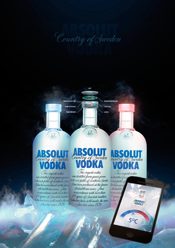 absolut vodka analysis This multimedia campaign demonstrates the headship of absolut vodka as the absolut vodka and observes other classics that are absolutes in our culture this campaign is an evolution of the brand's iconic, 25-year-old advertising and one that underscores the brand's marketing ingenuity and continuous creativity.